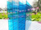 米字结构阳光板进口原料生产厂家直销