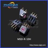 sungmun(SDR-10)10*10旋转档位开关
