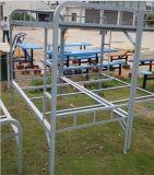 简易铁床架,学生双层铁床架