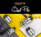 9847(aspire电子烟四极套装鹦鹉螺X雾化器搭配组合 不锈钢色)