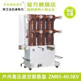户内交流 ZN85-40.5kv 高压真空断路器