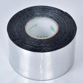 迈强1.0x100mmx10m 铝箔丁基密封胶带