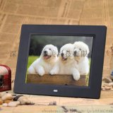 8寸LCD显示屏数码相框,广告机