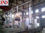 厂家 换热式节能天然气铝合金熔化炉 空气预热燃气熔铝炉