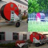 节水灌溉 自动回收 JP75-300 卷盘式移动喷灌机 桁架式喷灌机