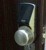 鐵神指紋密碼鎖,質量有保障