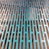 定制各种带图案孔镀锌铁板板,装饰用打孔金属板