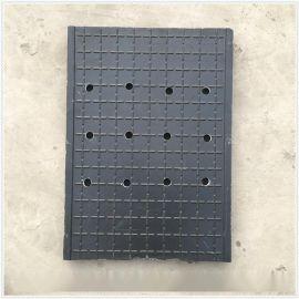 重型圆孔复合材料电缆沟盖板500x700x50mm