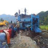 柬埔寨红泥矿选金机,移动式淘金机,金矿淘金机