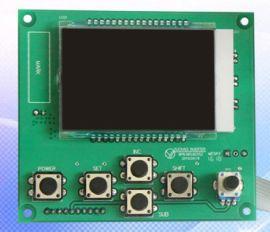 風扇控制板LCD液晶屏