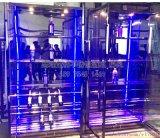 北京不鏽鋼酒櫃供應不鏽鋼裝飾酒櫃