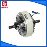 双轴式突出轴式磁粉离合器(台湾LEESUN)PC-025(25牛)磁粉离合器