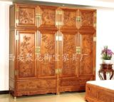 西安仿古衣櫃,紅木衣櫃,實木衣櫃,榆木衣櫃