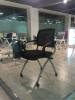 時尚帶寫字板可折疊韓國培訓椅