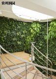 貴陽室內外牆上種植植物的方法有立體種植和垂直種植兩種