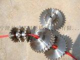C2052不锈钢链轮 节距25.4不锈钢链轮