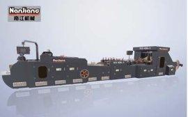 江蘇南江智慧裝備股份  HD-430-1 型卷筒式四角方底紙袋機