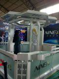 全球首推迷你多人交互vr主题乐园玖的意度空间设备加盟 9D虚拟现实体验馆