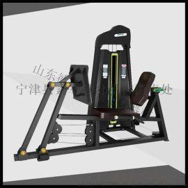 健身房力量器械腿部推蹬训练器商用健身器材厂家