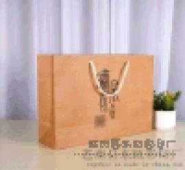 定制包装袋,礼品袋定做,加印logo通用纸袋