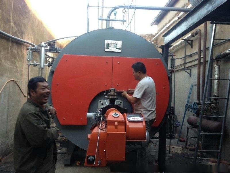 菏泽锅炉牌燃气热水锅炉