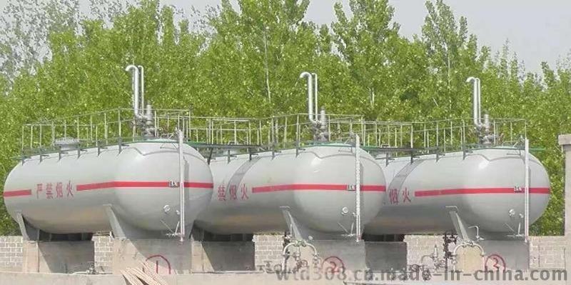 储罐 液化气罐 液化石油气储罐图片