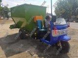 供应移动小型撒料车 大型养殖场撒料车