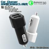 双口USB QC3.0 车充 汽车点烟器 车载充电器 CAR CHARGE