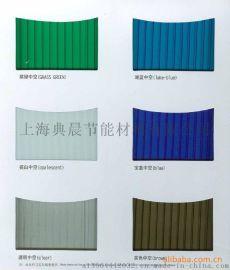 山東拜耳雙層8mm陽光板透明耐力板採光天幕優惠促銷