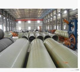 玻璃鋼管道 玻璃鋼纏繞管道