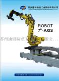 通锦TJ机器人第七轴定制化解决方案