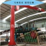 3吨室内立柱式单臂吊|有效半径3米高度6米旋臂吊