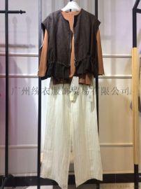 上海品牌女装依熏17春款批发渠道