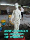 福州砂巖1.8米高歐式女人水池雕塑人造仿漢白玉女性流水雕塑