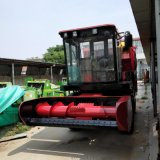 菏泽靑储机 牧草切碎收集机 玉米秸秆收割机