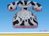 奶牛電話機  暢銷歐洲仿古電話機