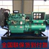 厂家直销30千瓦柴油发电机组40/50/100KW发电机