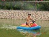 充气式水上电动摩托艇(hqmt-2005e)