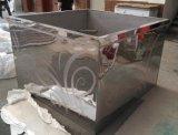 大型不锈钢酒店园艺方形出口花盆 可电镀各种颜色 欢迎加工定做