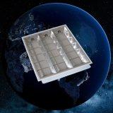 廠家生產T8燈盤 T8LED格柵燈盤 嵌入式格柵燈