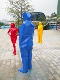供应卡通熊猫雕塑玻璃钢雕塑动物雕塑电话13437156698