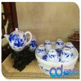 陶瓷茶具,手繪陶瓷茶具,陶瓷茶具生產廠家