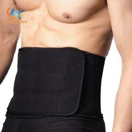 东莞 燃脂暴汗健身束身腰带 健身运动用防护加压塑形腰带