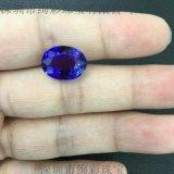 什么是5A级坦桑石和 Block D 坦桑石,什么颜色坦桑石最好