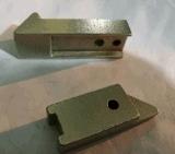 宁波鑫伟邦供应粉末冶金不锈钢 锁芯 锁舌 五金锁具配件