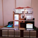 智能家居演示模型制作,铭辰智能家居演示模型展示沙盘为您提供优质的产品展示系统套装