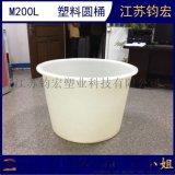 塑料圆桶  食品级pe塑料桶供应