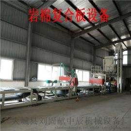 揚州全自動計量型砂漿巖棉復合板 水泥巖棉復合板設備