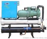 纺织机械专用水冷螺杆式工业冷水机