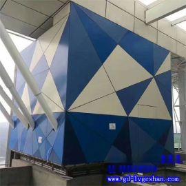 青海氟碳鋁單板幕牆 包柱雕花鋁單板 衝孔鋁單板天花 鋁單板廠家